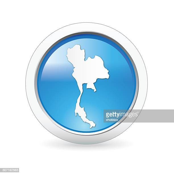 thailand map badge