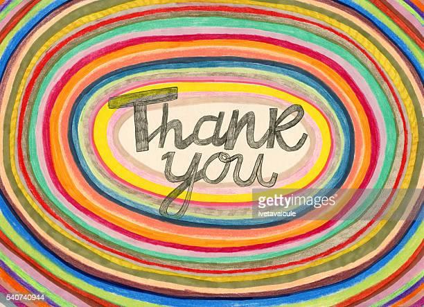 バナーありがとうございました。 - thank you点のイラスト素材/クリップアート素材/マンガ素材/アイコン素材