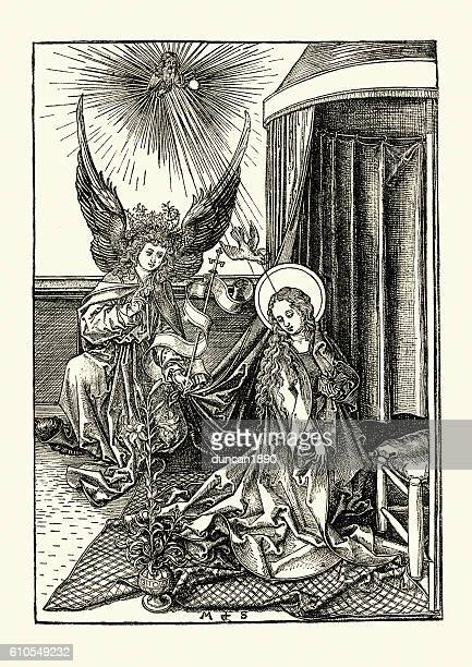 The Annunciation of the Virgin Mary