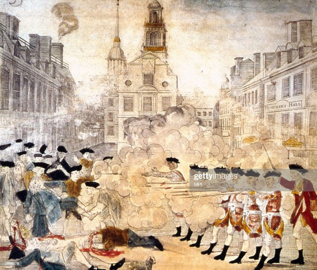 boston massacre opinion On this day in 1770, british troops killed 5 americans in an event that became known as the boston massacre subscribe via rss  attempting to influence opinion.