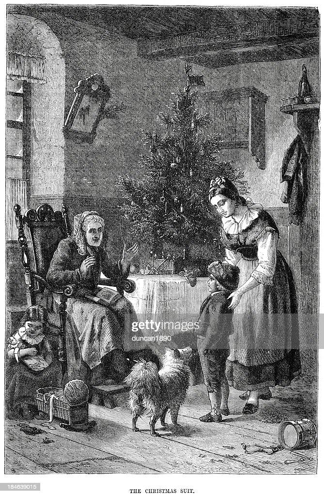 O fato de Natal : Ilustração