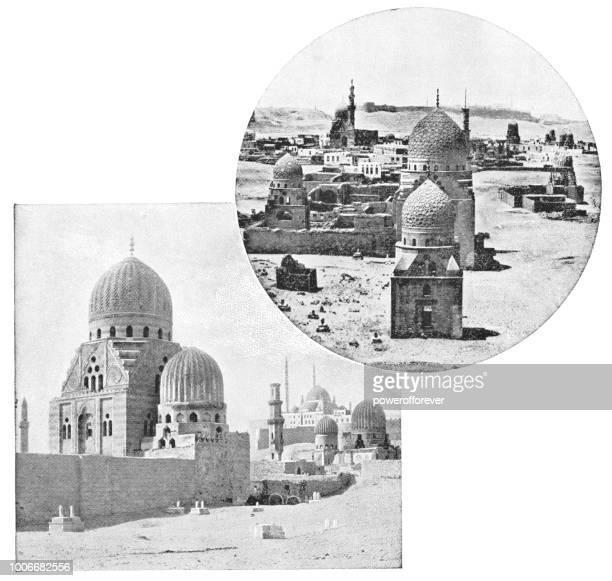 The City of the Dead in Cairo, Egypt - Ottoman Empire