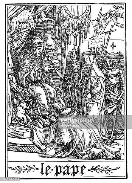 The Dance of Death - Pope