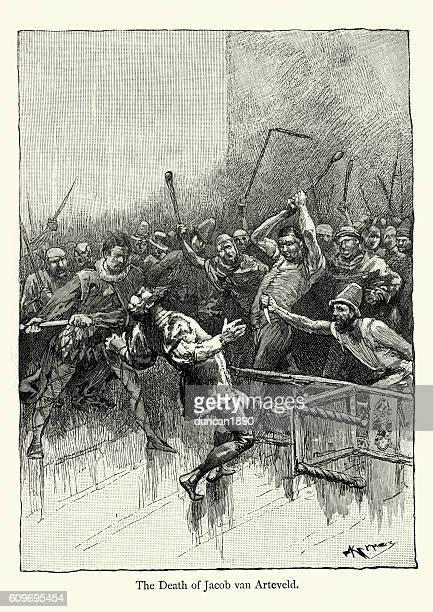 The Death of Jacob van Artevelde