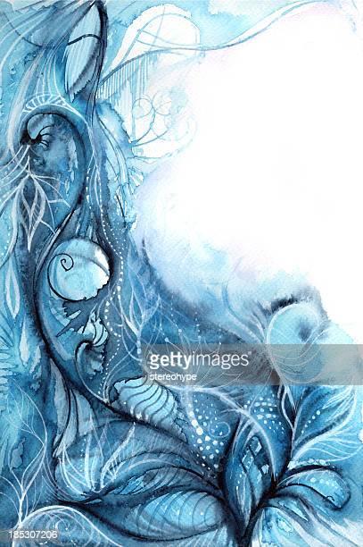 the deep tree - animal uterus stock illustrations, clip art, cartoons, & icons