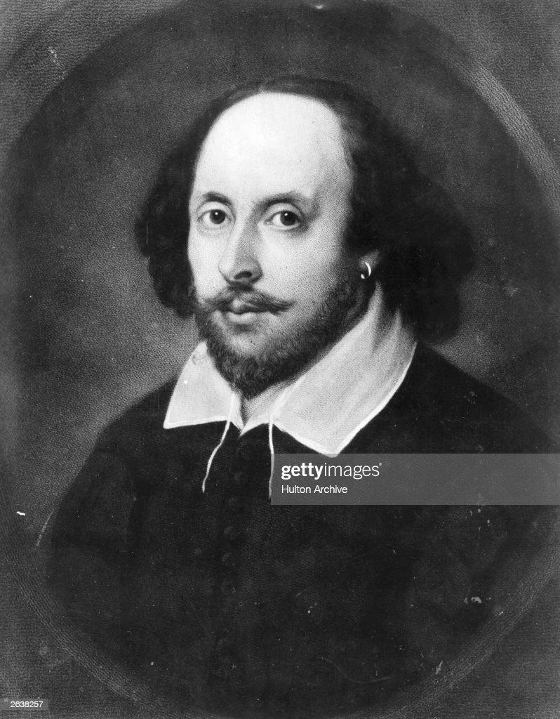 William Shakespeare : News Photo