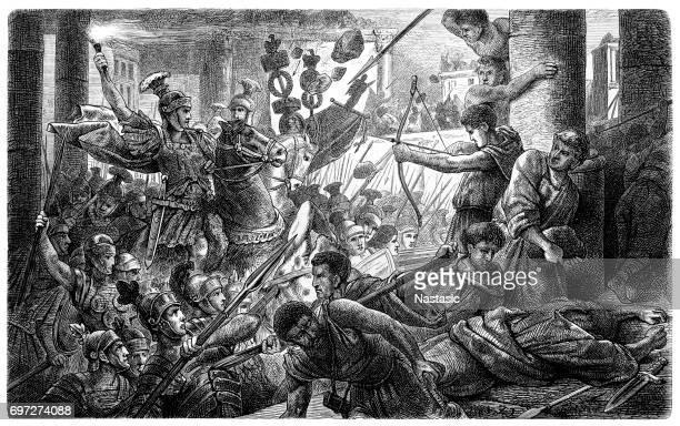 The Entrance of Cornelius Sulla into Rome