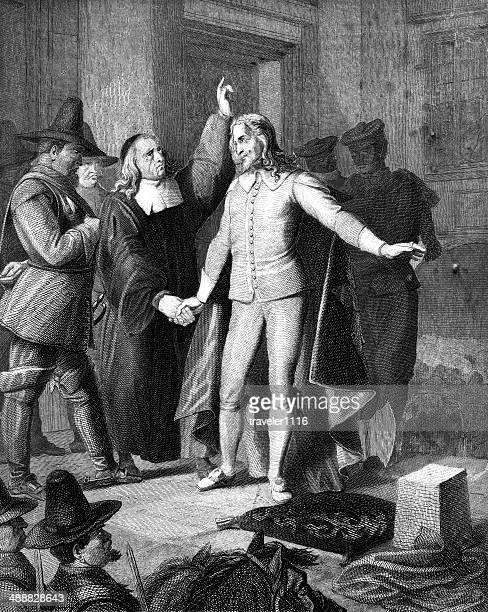 The Execution Of Charles I
