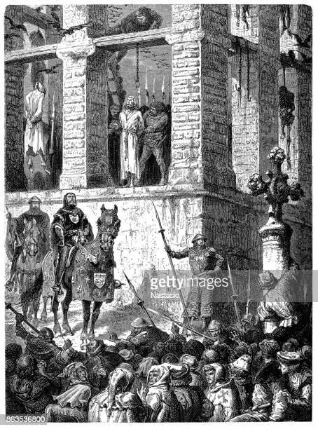 The execution of Marigny