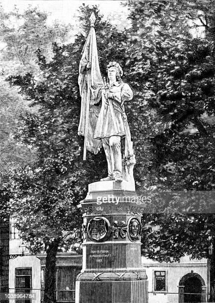 イエナの友愛記念碑