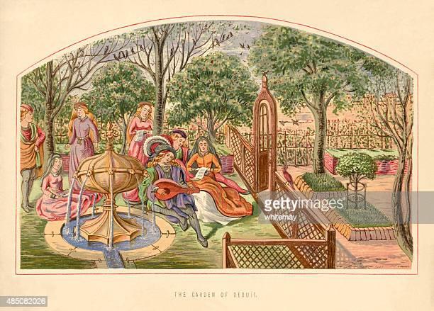 The Garden of Deduit