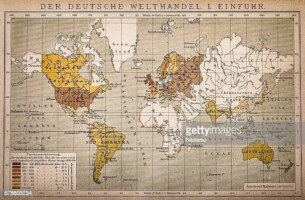 The German World Trade Import