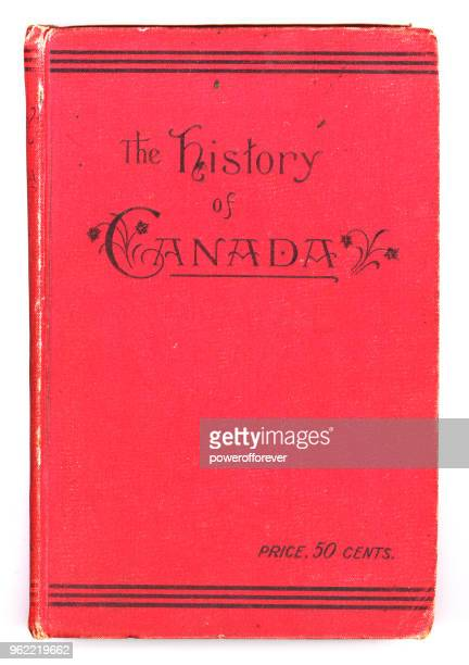 The History of Canada Book - 19th Century