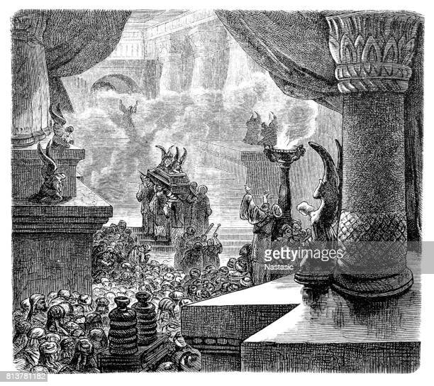 The Inauguration of the Solomonic Temple