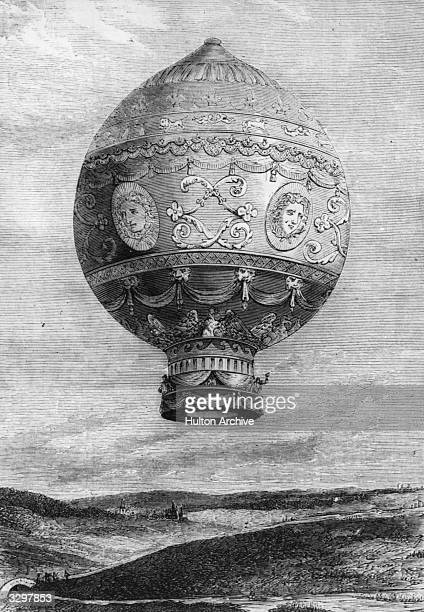 The Montgolfier Balloon achieved the first manned flight in 1783 when Joseph Michael Montgolfiere constructed a balloon whose bag was filled with air...