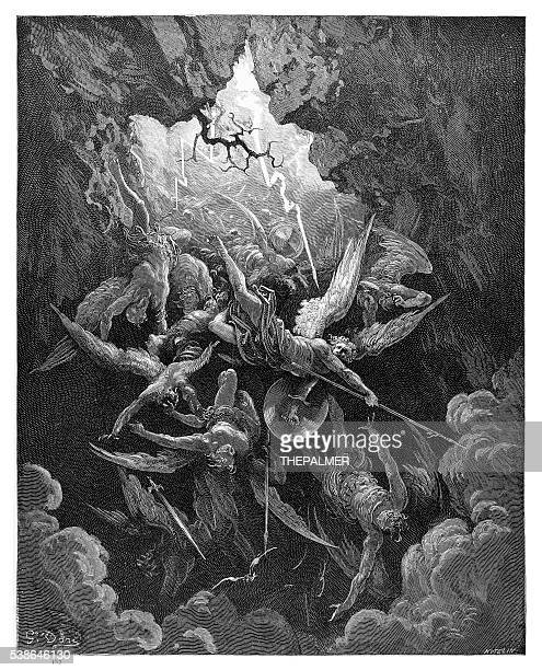The Mouth of Hell of engraving