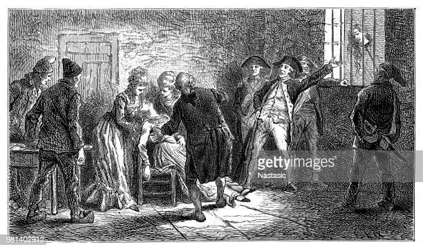 The murder of Princess de Lamballe