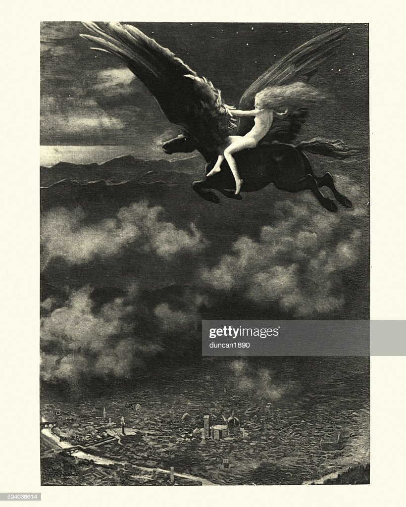 The Nights of Straparola - The Demon Horse : Illustrationer