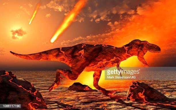 The Paleocene Extinction Event.