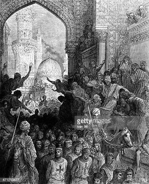 I prigionieri di Minich arrivare al Cairo