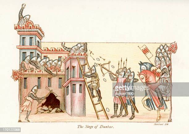 The Siege of Dunbar