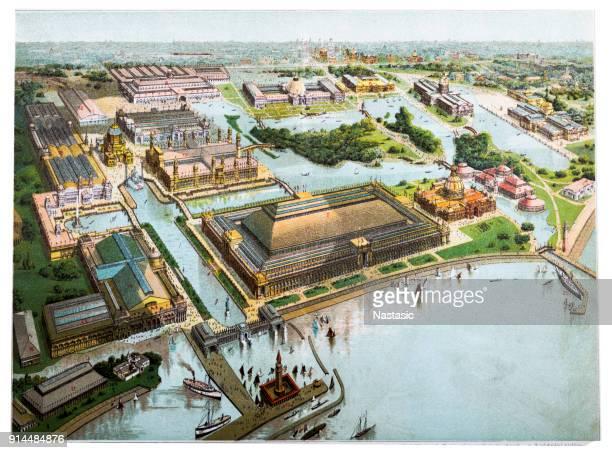 The World's Columbian Exposition , World's Fair: Columbian Exposition, also known as the Chicago World's Fair and Chicago Columbian Exposition