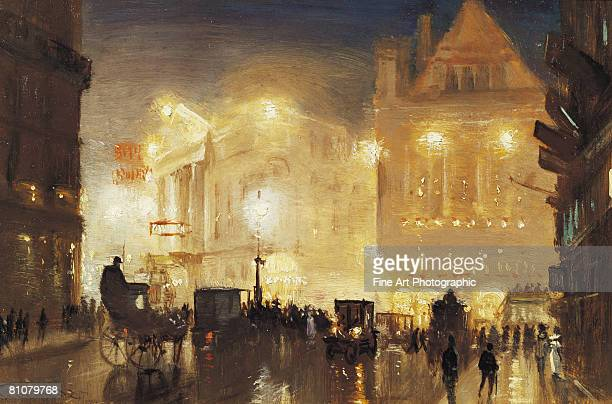 theatre time, drury lane, london, england - large group of people stock illustrations