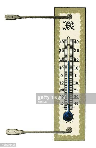 温度計 - celsius点のイラスト素材/クリップアート素材/マンガ素材/アイコン素材