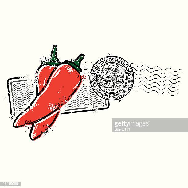 they gon be like daaaaang thats hot - red chili pepper stock illustrations, clip art, cartoons, & icons