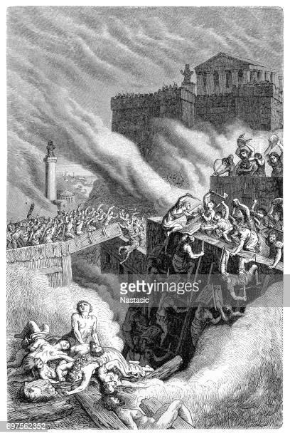 Third punic war 149-146 B.C.