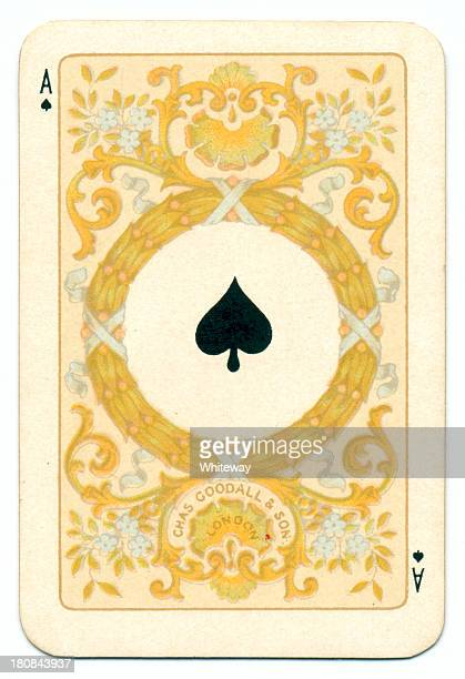 60 Top Ace Of Spades Stock Illustrations, Clip art, Cartoons
