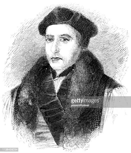 カンタベリー大司教トーマス・ cranmer (16 世紀) - カンタベリー大主教点のイラスト素材/クリップアート素材/マンガ素材/アイコン素材