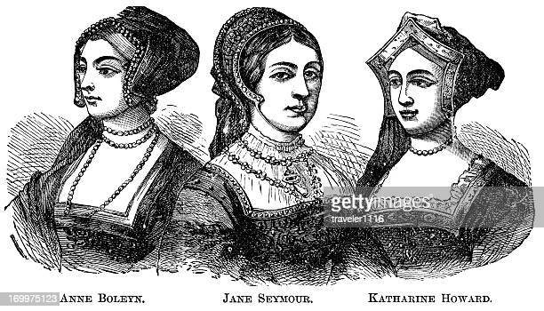 Three Wives Of Henry VIII