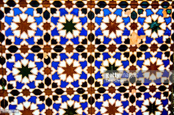 tile - seville stock illustrations, clip art, cartoons, & icons