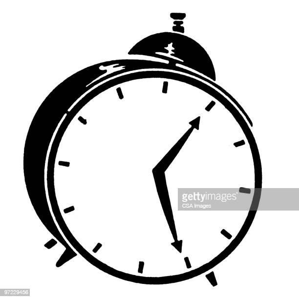 time - alertness stock illustrations