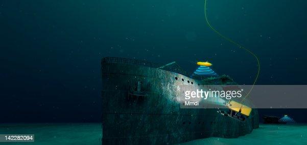 Titanic Exploration