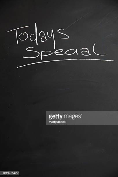 todays special - today single word stock illustrations