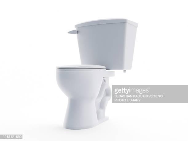 toilet, illustration - toilet stock illustrations