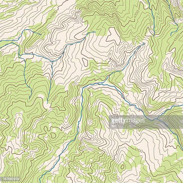 topographic background - contour drawing stock illustrations