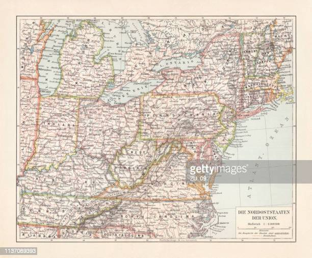 World\'s Best Allegheny Mountains Stock Illustrations - Getty ...