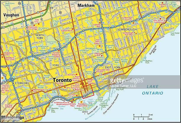Toronto, Ontario area