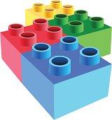 toy block vector