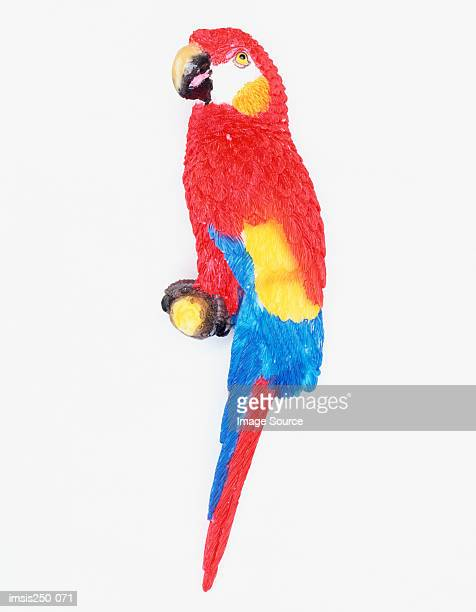 toy parrot - toy stock illustrations