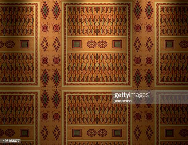 Traditional Assyrian Wallpaper