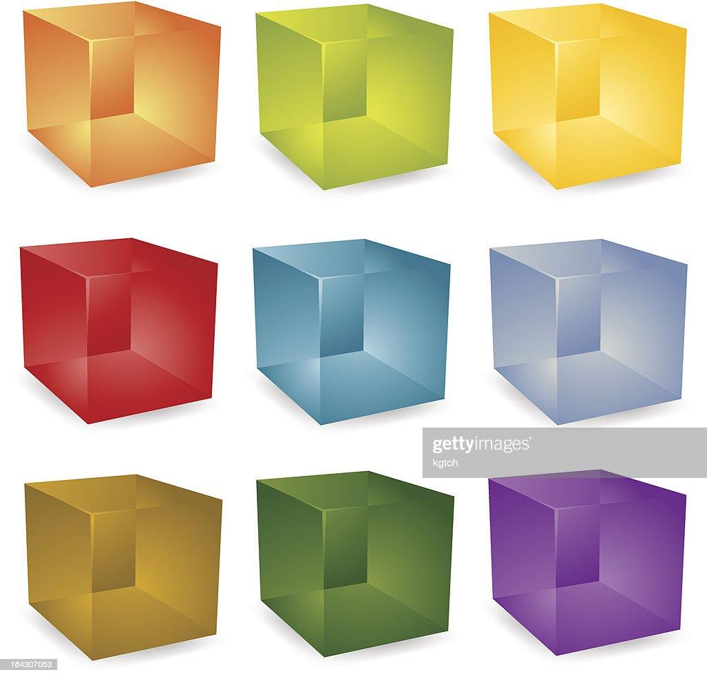 Translucent cubes