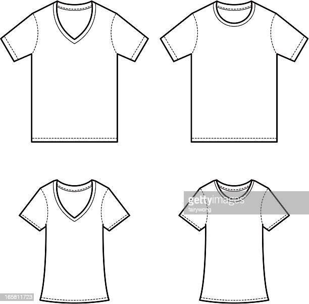 t-shirt - male likeness stock illustrations, clip art, cartoons, & icons