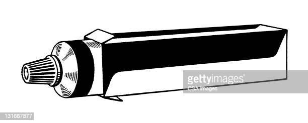 Tube Inside of Box