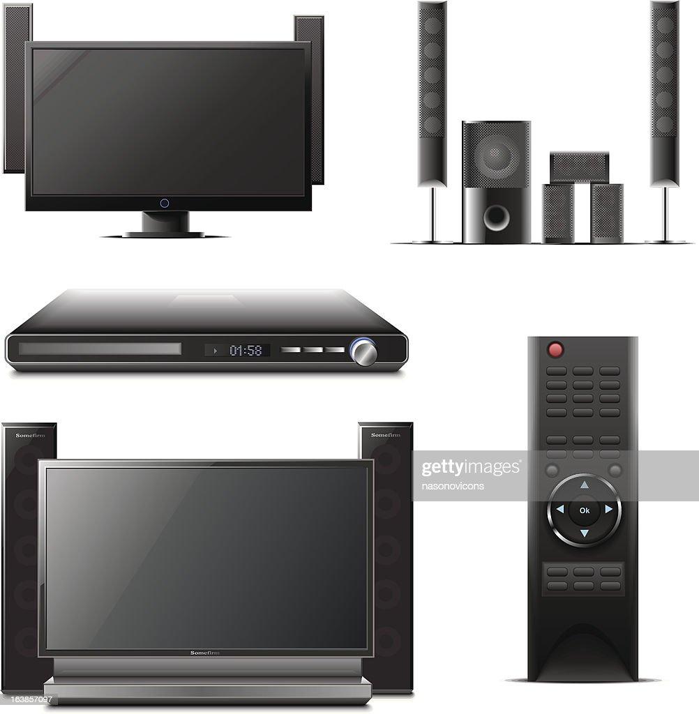 tv and home cinema