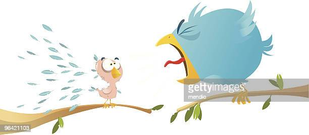 Twittering competition