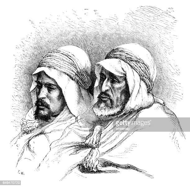 Two Bedouin tribesmen
